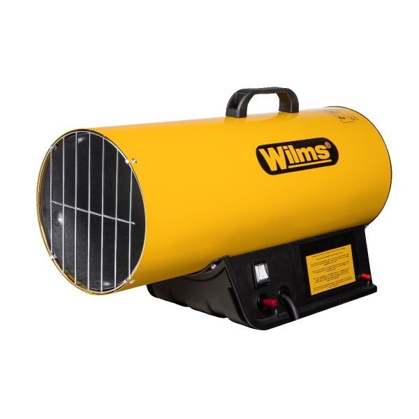 Wilms Gasheizer GH 40 M Piezo 18-33kW