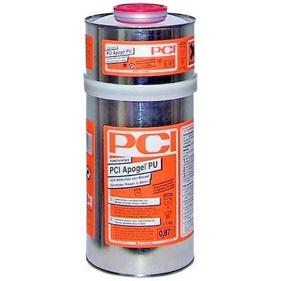 PCI Apogel PU 1kg Kombi Gebinde Farbe:braun