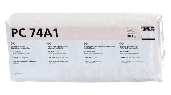Foamglas PC 74 A1 Trockenmörtel Beschichtungsmasse 20kg Sack - PC 0216