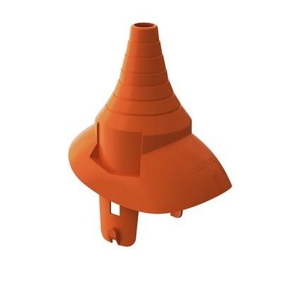Klöber Venduct® Antennendurchgang KE8033 dunkelbraun