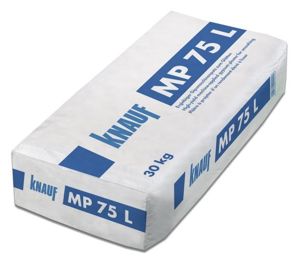 Knauf MP 75 L 30kg Leicht-Maschinenputzgips