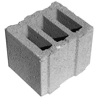 Helminger Betonstein 30cm Hbl 4 B30 L/B/H 24.5/30/23.8cm