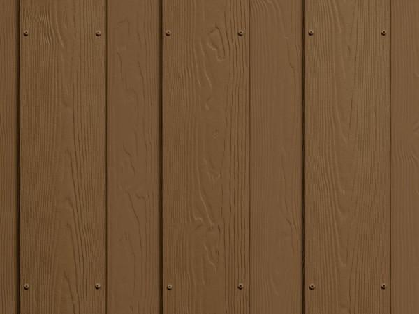 Eternit Cedral Structur Schnittkante Braun CS904 3600x190x10mm