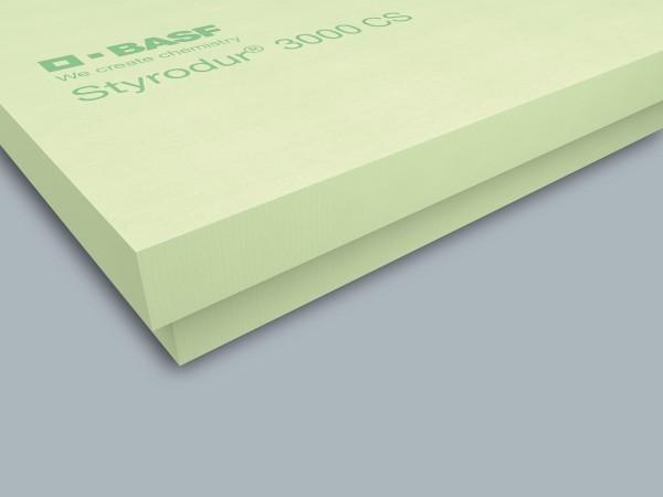 Styrodur® 3000 CS 1265x615x120mm Hartschaumplatte WL0.033 Stufenfalz