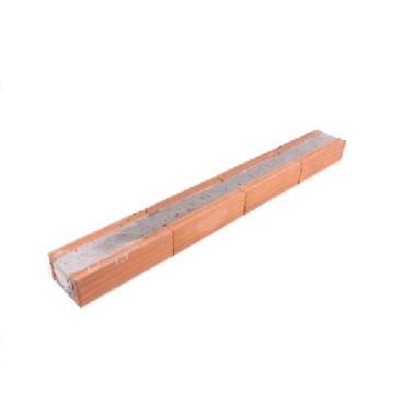Stöckl Ziegelstürze 11.5x7.1 - 300cm