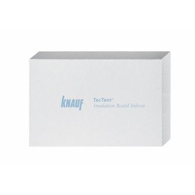 Knauf Tectem Insulation Board Indoor 625x416x50mm 126 Stück/Pal.