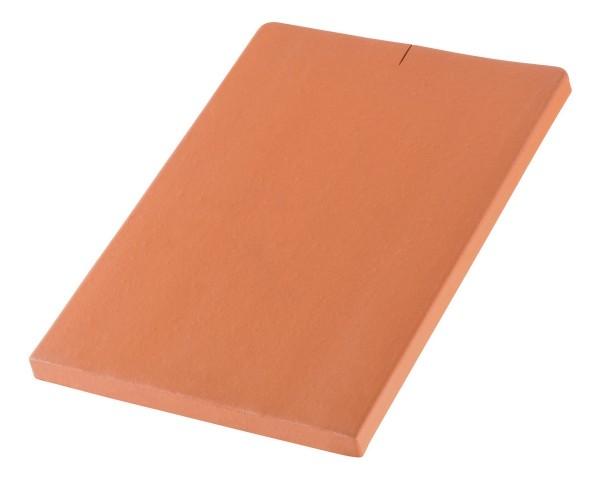 Erlus Biber Traufplatten naturrot - M
