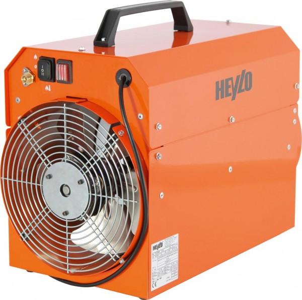 HEYLO Gasheizer DG 25 S Heizleistung 15 - 30 kW