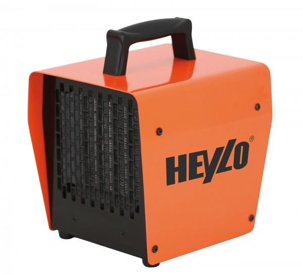 HEYLO Elektroheizer DE 2 XL Heizleistung: 1-2 kW