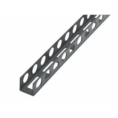 Nevoga Drunterleiste voll 40mm Länge 200cm - m. seitl. Durchflussloch