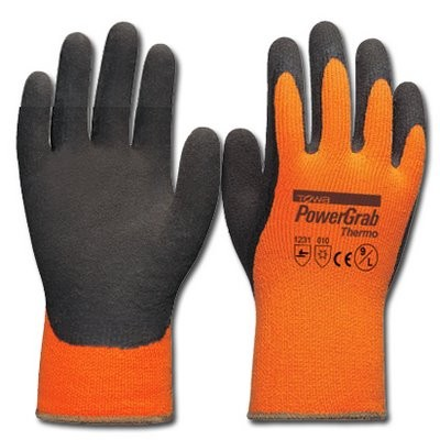 Polar Grap 10 orange/schwarz