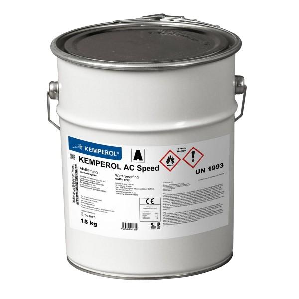 KEMPEROL® AC Speed Komp. A grau 15kg Gebinde
