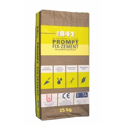 SBV Prompt Fix-Zement 25kg