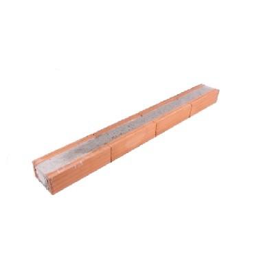 Stöckl Ziegelstürze 11.5x11.3 - 200cm