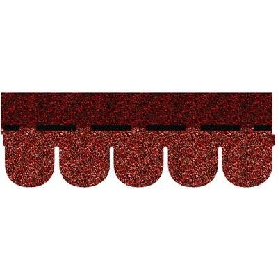 Bardoline PRO S125 Schindeln Biber ziegelrot
