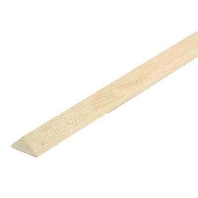 Nevoga Holz-Dreikantleisten 15mm Länge 200cm
