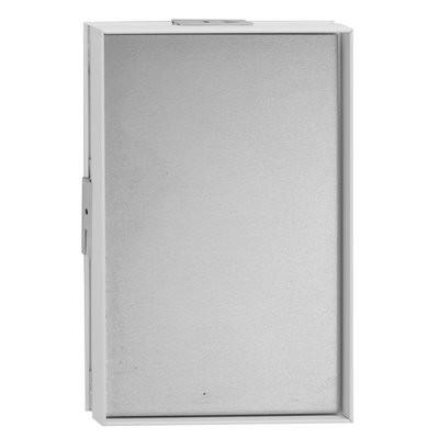 Upmann Fliesenrahmen PVC 206x206mm weiß 80731