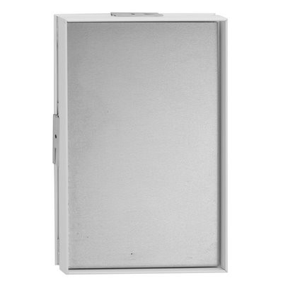 Upmann Fliesenrahmen PVC 206x256mm weiß 80741