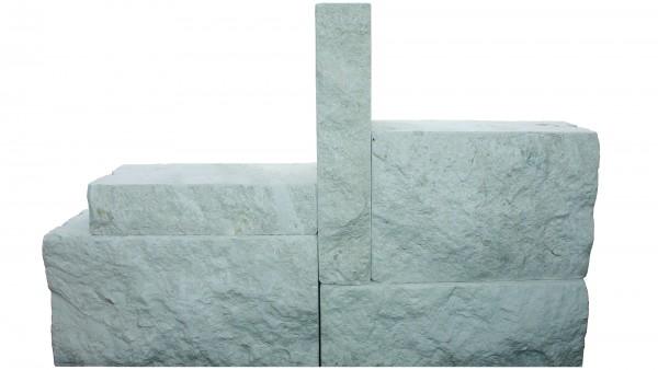 Lagos Apollon elfenbein Mauerstein 30-50/22,5/18-20 cm