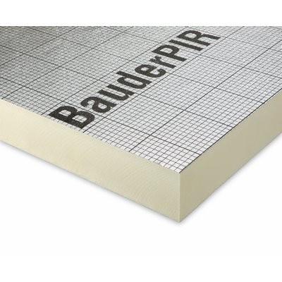 BauderPIR FA-TE 1200x600x100mm WLS 023 alukaschiert o.SF B2 3.60qm Paket
