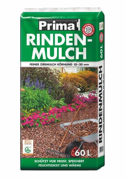 Prima Rindenmulch 10-30mm 60l RAL/ GGS gütegesichert