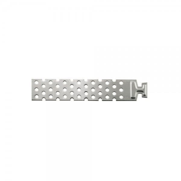 Maueranschlussanker Dünnbett A2 MA-PB 150x30x0.80 mm für 25/15 u. 28/15