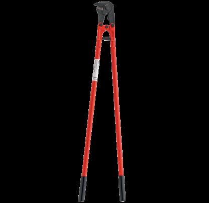 """VBW Baustahlmattenschneider """"BauCUT"""" 950mm rot lackiert"""
