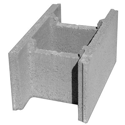 Helminger Schalungsstein 30cm S30 L/B/H 49.8/30/24.9cm